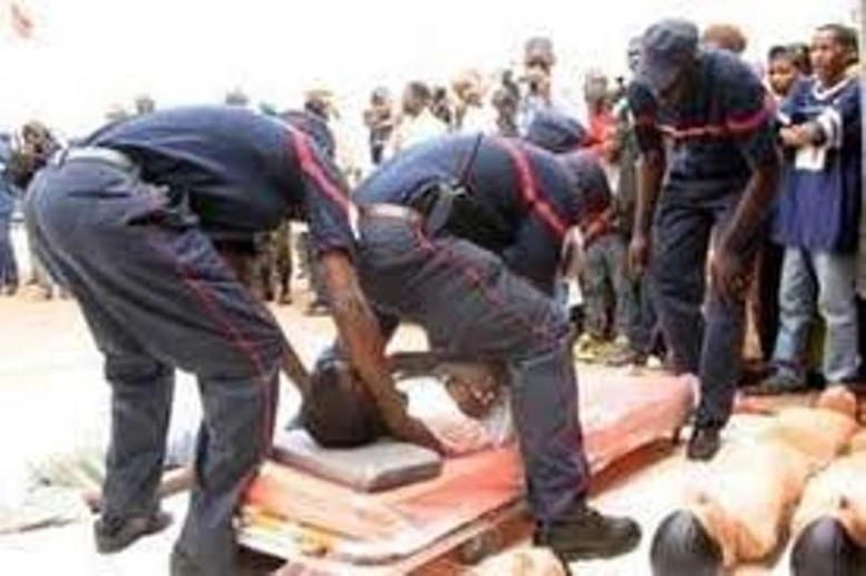Drame à Kaolack: un camion citerne tombe sur un « voleur » de gasoil