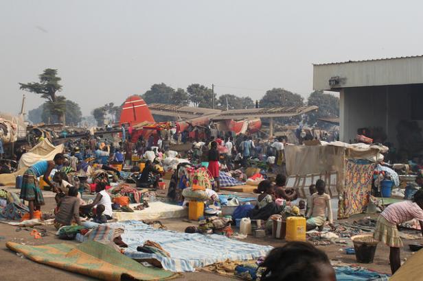 RCA L'exode des musulmans de Centrafrique se poursuit