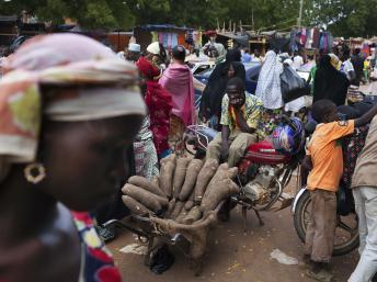 Les partisans du président Issoufou mobilisés à Niamey