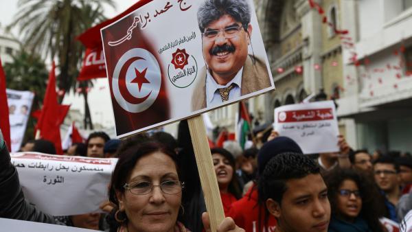 Tunisie: l'assassin présumé du député Brahmi arrêté près de Tunis