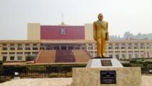 L'Assemblée nationale centrafricaine à Bangui.