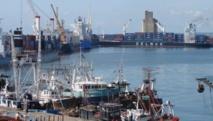 Le port autonome de Pointe-Noire.