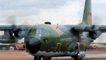 Un Hercule C130 de l'armée algérienne Stephen Kilvington