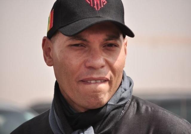 Karim Wade candidat à la commune de Fann-Amitié-Point-E