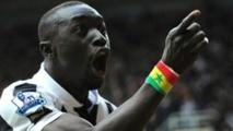 L'attaquant sénégaais du Newcastle Papiss Demba Cissé