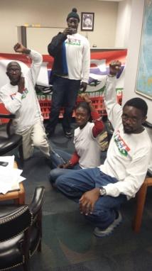 Campagne internationale contre Jammeh - DUGA : la porte qui mène vers l'alternance en Gambie
