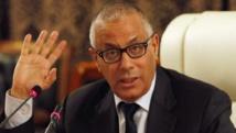 Le Premier ministre libyen Ali Zeidan a lui-même pris la parole pour dénoncer des «rumeurs ridicules». REUTERS/Ismail Zitouny