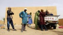 Des membres du MNLA, un des groupes armés au Mali