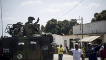 Centrafrique: les Français de Sangaris en mission à Bouar