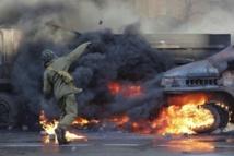 Ukraine : nouvelle explosion de violence, plusieurs morts selon l'opposition