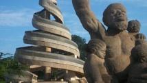 Monument de la réunification du Cameroun, construit au début des années 1970. ArmeloAmbara/wikimedia.org