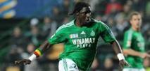 Bayal Sall prolonge de deux ans supplémentaires à Saint-Etienne