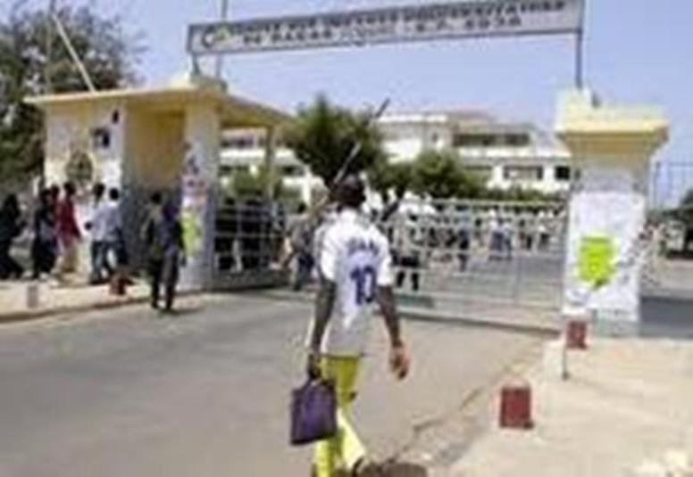 Arrêt des cours à l'UCAD : les étudiants réclament le paiement des bourses