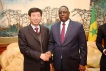 VISITE EN CHINE : Macky Sall invite les opérateurs économiques chinois à investir davantage au Sénégal
