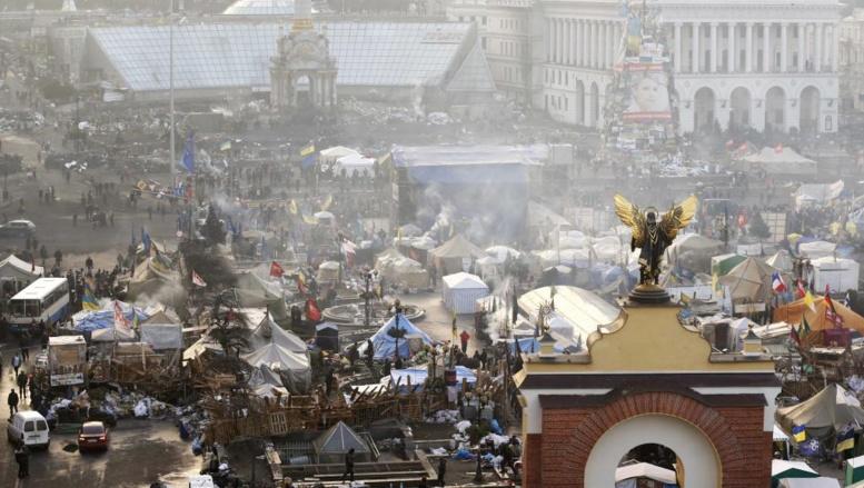 Ukraine: calme fragile dans l'attente des résultats des négociations