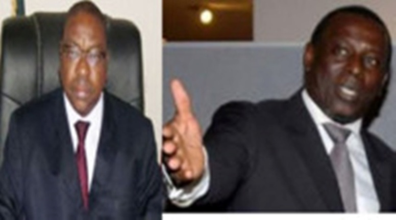 Cheikh Tidiane Gadio-Mankeur Ndiaye : ça chauffe