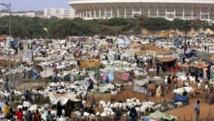 Le marché de Dakar. Photo: AFP