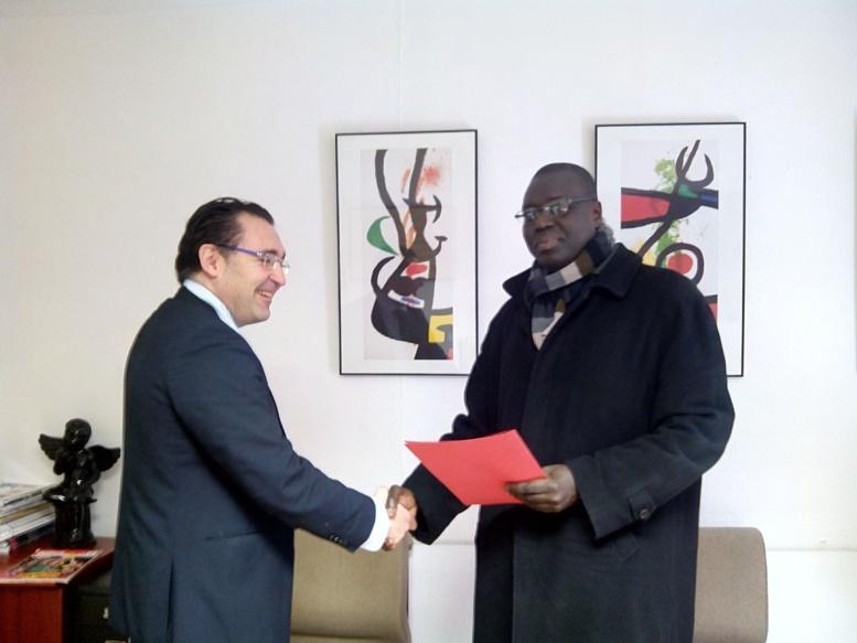 Pour la défense des migrants Sénégalais, Hsf s'allie au cabinet  d'avocats  Européens « GARONA & ASSOCIES  »