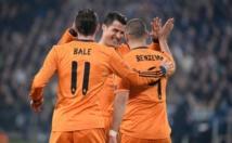 Ronaldo-Bale-Benzema, le triangle d'or