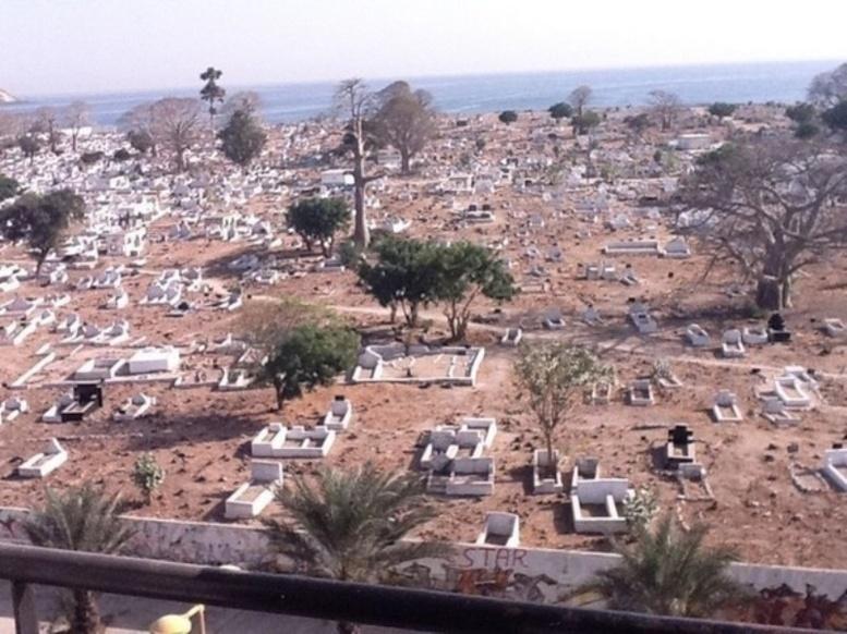 2 tombes de saints profanées au cimetière de Soumbédioune