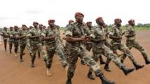 21 corps de militaires bérets rouges ont été découverts dans un charnier en décembre dernier. DR