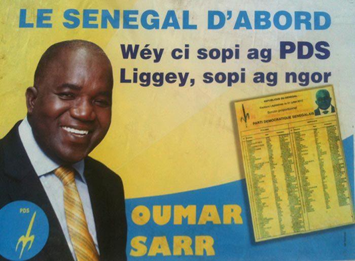 Locales 2014: Mamour Cissé et Mbaye Diack derrière le  PDS, Sitor Ndour réfléchit