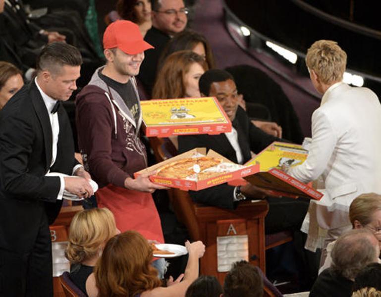 """La """"vérité"""" sur le livreur de pizza des Oscars"""