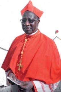 Mercredi des cendres ou début du carême: le Cardinal Théodore Adrien Sarr parle à la communauté chrétienne