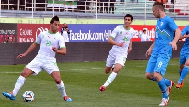 Résultats des matches amicaux du 5 mars: Algérie, seul mondialiste africain à s'imposer