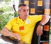 Alain Giresse après la prestation des Lions-«L'équipe a répondu aux attentes»