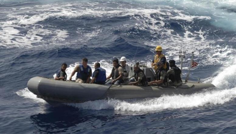 Contre le trafic d'armes, la drogue et la pêche illégale: 11 navires de guerre, 4 avions et 1500 hommes sur nos côtes