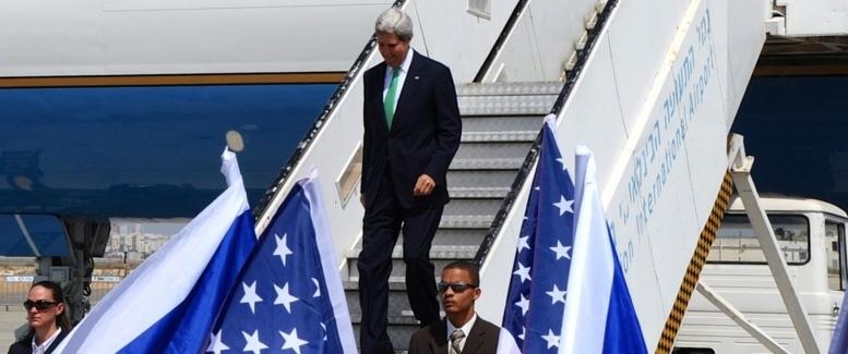 paix israélo-palestinien: John Kerry se déplace en Jordanie pour rencontrer le roi Abdallah II (Département d'Etat)