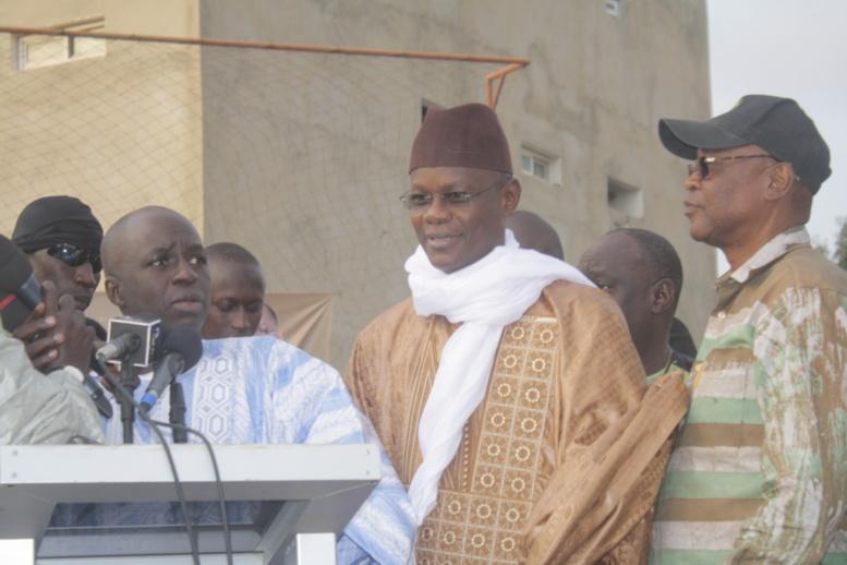 Pape Maël Diop fait le plein du stadium Iba Mar Diop et déclare : « Je suis le Cap-Vert »