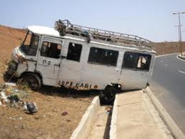 3 morts et un blessé dans un accident à Kaolack