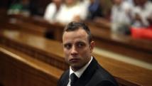 Oscar Pistorius à l'ouverture de son procès, à Pretoria, Afrique du Sud, le 3 mars 2014. REUTERS/Alon Skuy/Pool