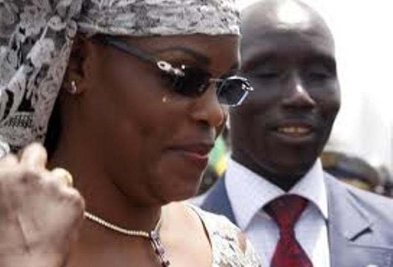 Madame la première Dame du Sénégal, vous n'êtes pas dans votre rôle