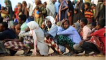 Des réfugiés dans le camp de Dadaab au Kenya