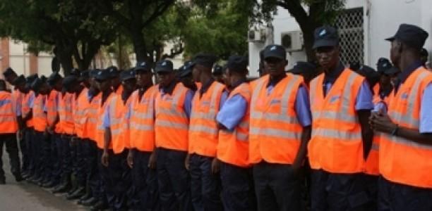 100 agents de l'ASP recrutés par la gendarmerie, le commandant de la Légion Ouest exige la discipline