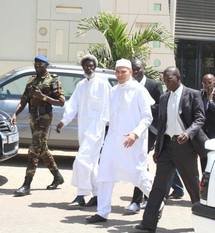 Karim Wade en roue libre vers le Tribunal : Il risque dix ans de prison
