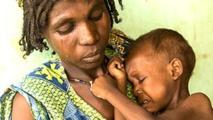 Une femme au Nord du Niger