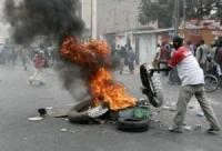 """AIBD-Déguerpissement musclé des habitants de Mbadate: parents et enfants embarqués dans des """"Ndiaga Ndiaye"""" par les gendarmes"""