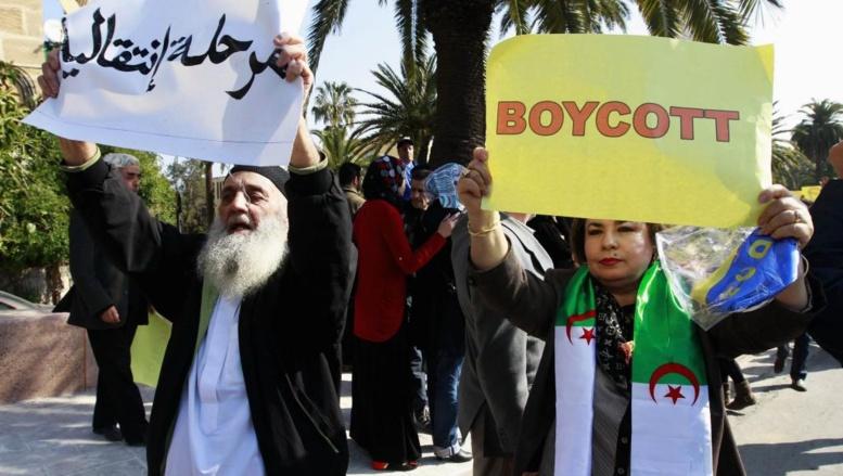Algérie: 6 candidats à la présidentielle, dont le président Bouteflika