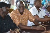 Visite de Macky Sall en Casamance : des dizaines de millions et 7 km de tissus dégagés