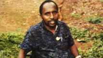 Photo d'archives de Pascal Simbikangwa.