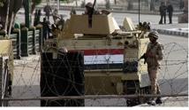 L'armée égyptienne est habituellement visée par des attaques au Sinaï