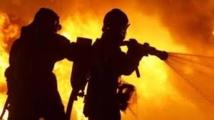 Un violent incendie se déclare à Diourbel