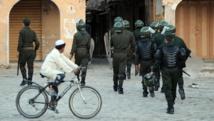 Ghardaïa, le 16 mars 2014. AFP PHOTO / FAROUK BATICHE