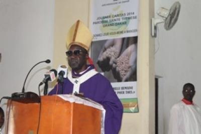 Journée Caritas 2014 à Dakar : l'archidiocèse s'engage au partage et à la solidarité