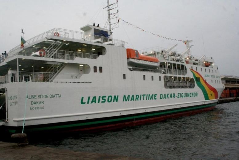 Projets d'infrastructures et d'équipements maritimes : Aline Sitoé Diatta rejoint par «Aguène » et « Dambodj » en juillet
