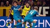Dortmund flanche face au Zenit mais se qualifie
